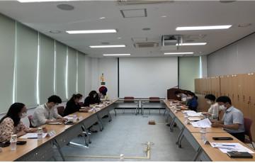 [지역혁신프로젝트] 충북 일자리이음센터 2020년 제 1차 실무협의회 개최